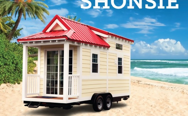 84 Lumber Shonsie Tiny House At Ibs Event In Orlando Fl