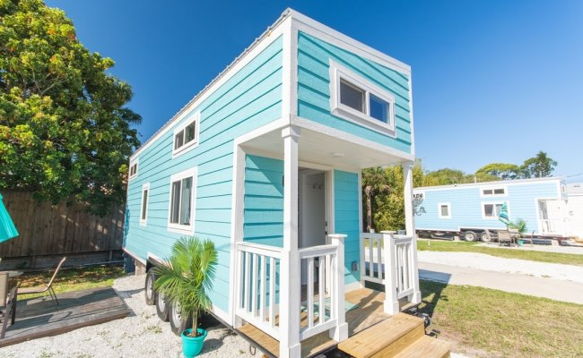 Siesta Key Beach Thow By Modern Tiny Living