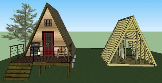 Basic Log Cabin Plans
