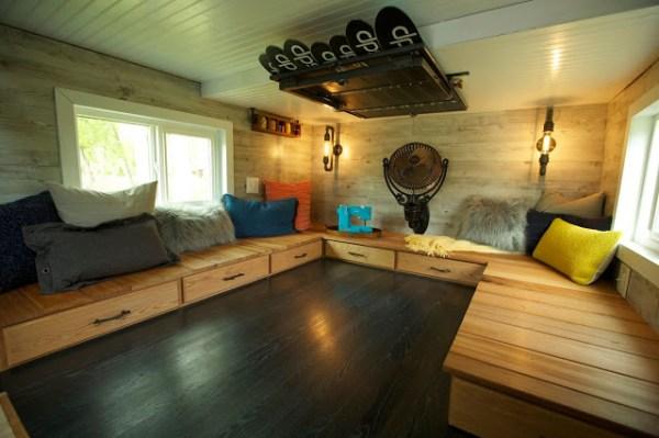Skier's Tiny House 012
