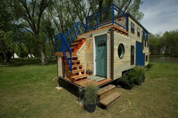Skier's Tiny House 015