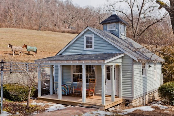 Southern Style Tiny Cottage in Nashville Tennessee – A Cottage Dream