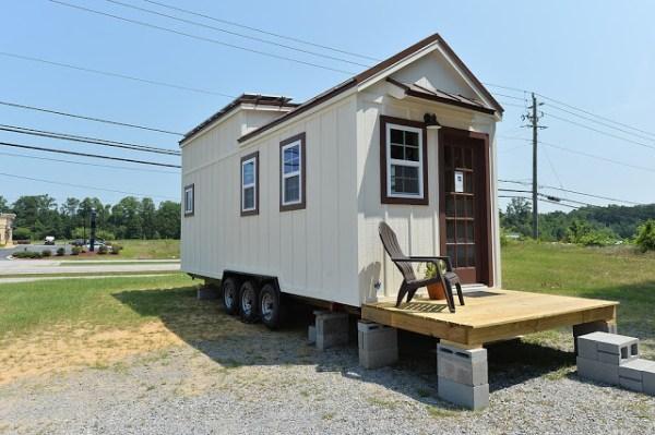 Solar Northport Tiny House 001