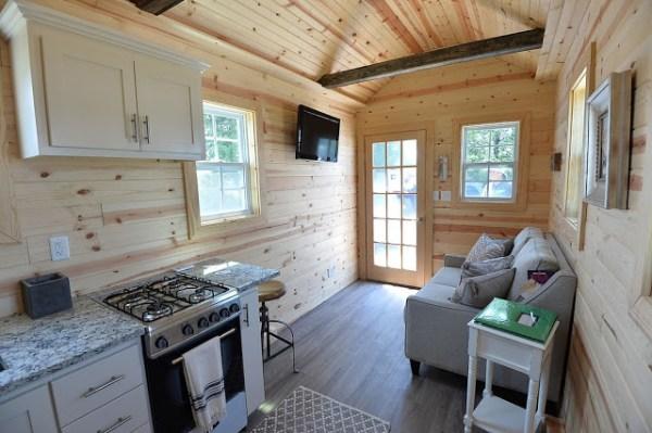 Solar Northport Tiny House 004