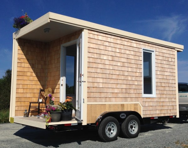 Space Tiny House 001
