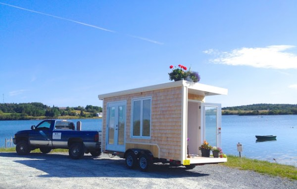 Space Tiny House 007