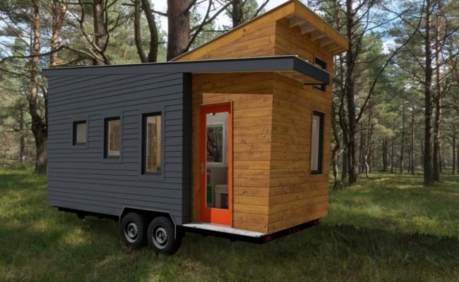 243 Sq Ft Stem N Leaf Tiny House On Wheels