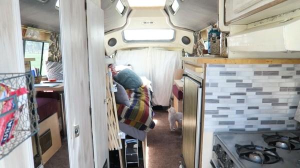 Steps to Wander - Campervan Kitchen - Exploring Alternatives