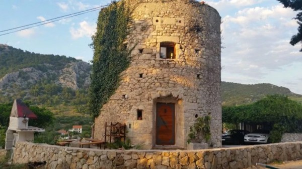 Stone Tower Cabin in Croatia 0031