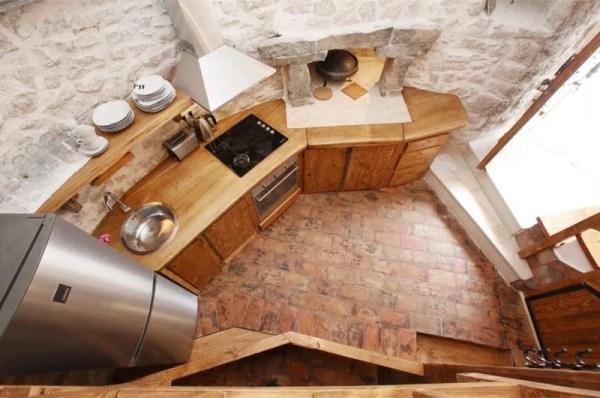 Stone Tower Cabin in Croatia 007