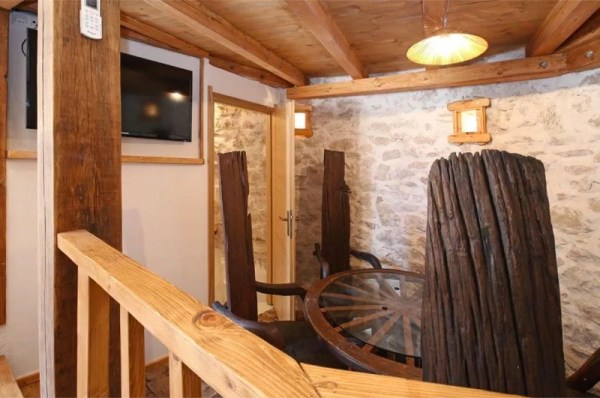 Stone Tower Cabin in Croatia 008