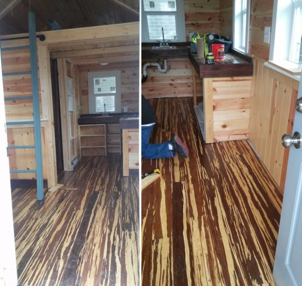 Student Built Tiny House For Sale via TinyHouseTalk-com 001b