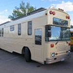 Success Express School Bus Conversion by Charlie Kern Art Builders Guild 001