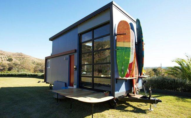 Surf Shack Tiny House By Alex Wyndham