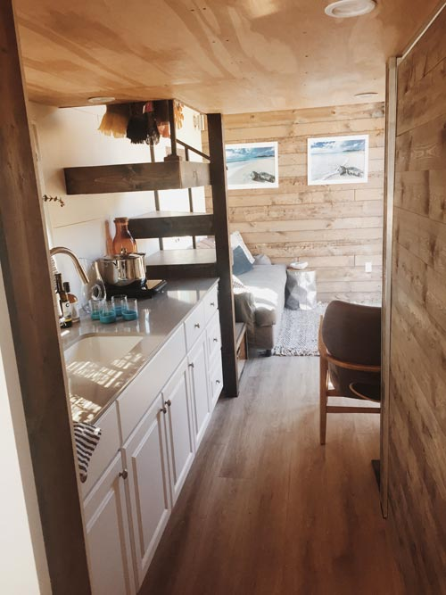 Surf Shack Tiny House by Alex Wyndham