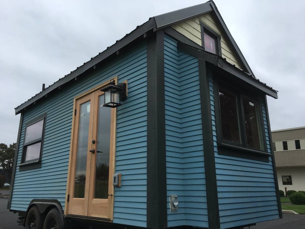 Sweet Pea Tiny House For Sale In Portland Oregon