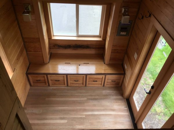 Tiny Home Designs: Sweet Pea Tiny House For Sale In Portland, Oregon