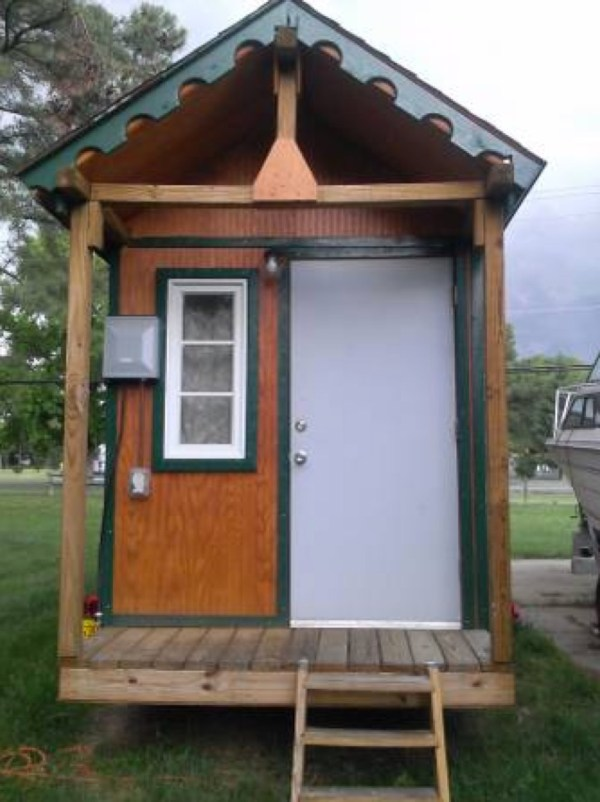 Tiny House For Sale in Stevensville, Maryland