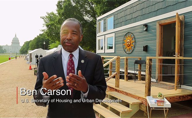 Tiny Homes Make Big Impact At Washington Dc Housing Event