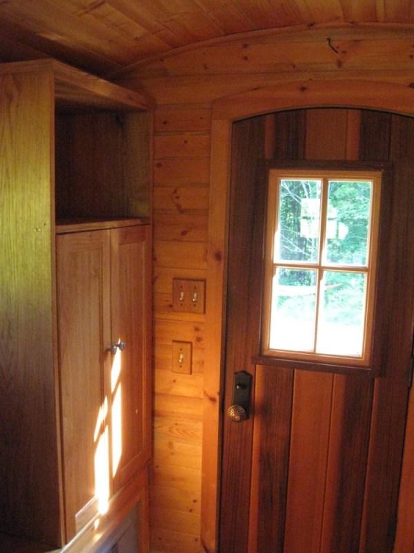 TW Tiny House Vardo Backyard Office For Sale 03
