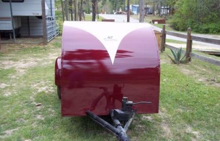 1947 Teardrop Camper For Sale in Onalaska, TX