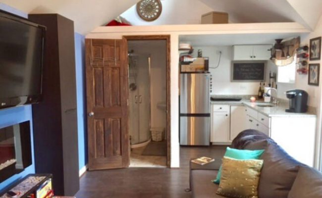 Try Out Tiny Living In This Maryland Vacation Cottage