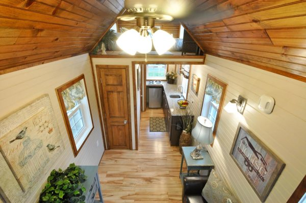 The 272 Sq. Ft. Pioneer Tiny House