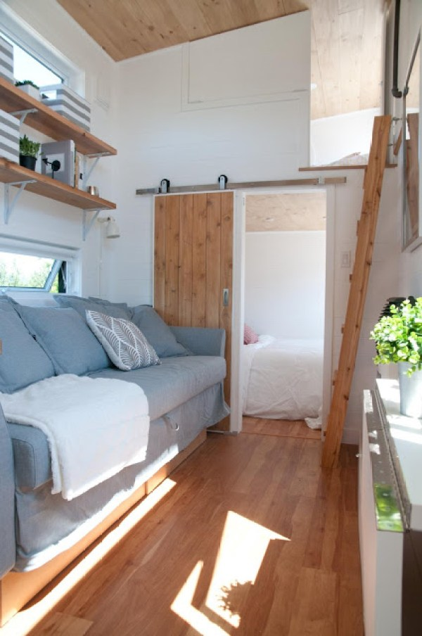 The Acacia Modern Tiny House