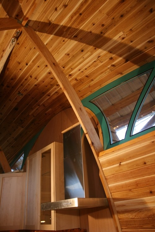 Interior Sneak Peek of the Arc