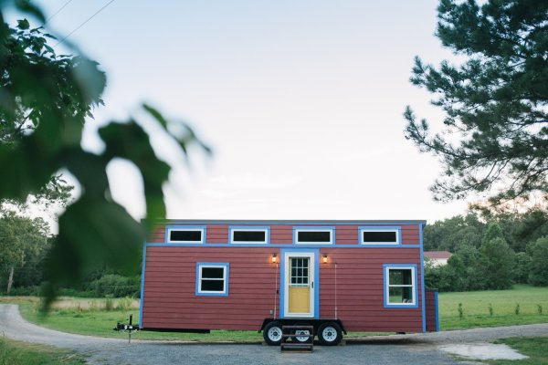 The Big Whimsy 30ft Tiny Home by Wind River Tiny Homes 001