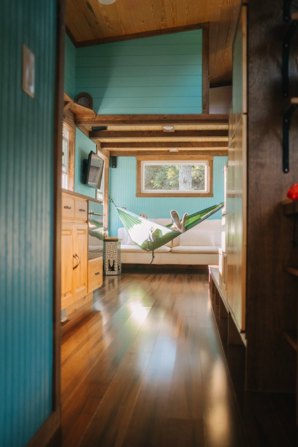 The Big Whimsy 30ft Tiny Home by Wind River Tiny Homes 0016