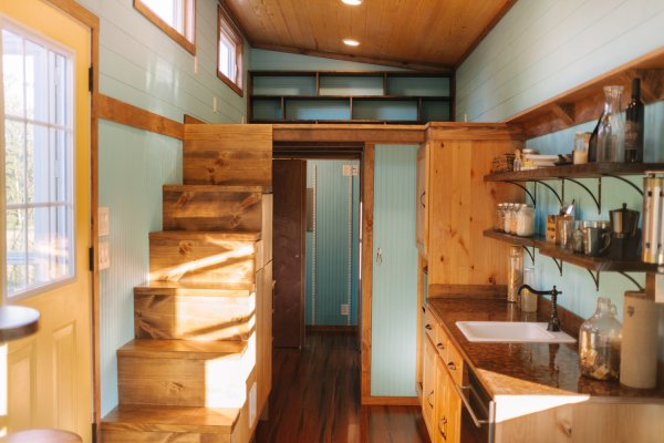 The Big Whimsy 30ft Tiny Home by Wind River Tiny Homes 002