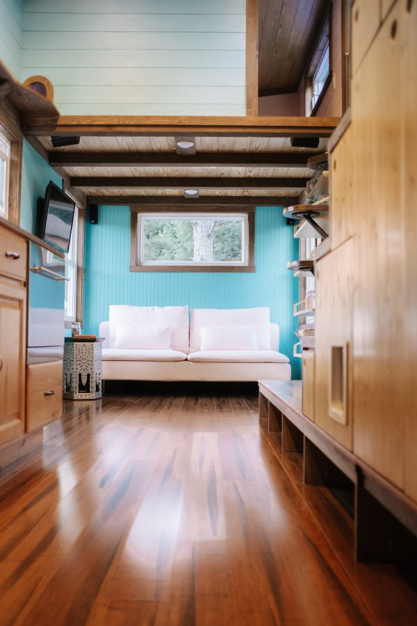 The Big Whimsy 30ft Tiny Home by Wind River Tiny Homes 0050