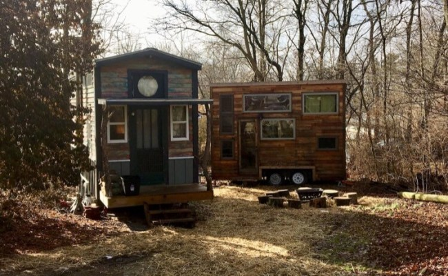The Bindle Drum Tiny House