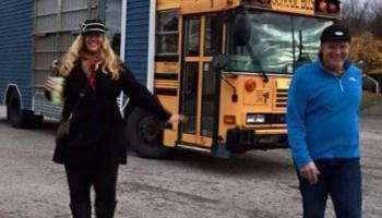 $2k School Bus Converted into Amazing DIY Motorhome