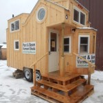 The Charlavail Tiny House on Wheels 013