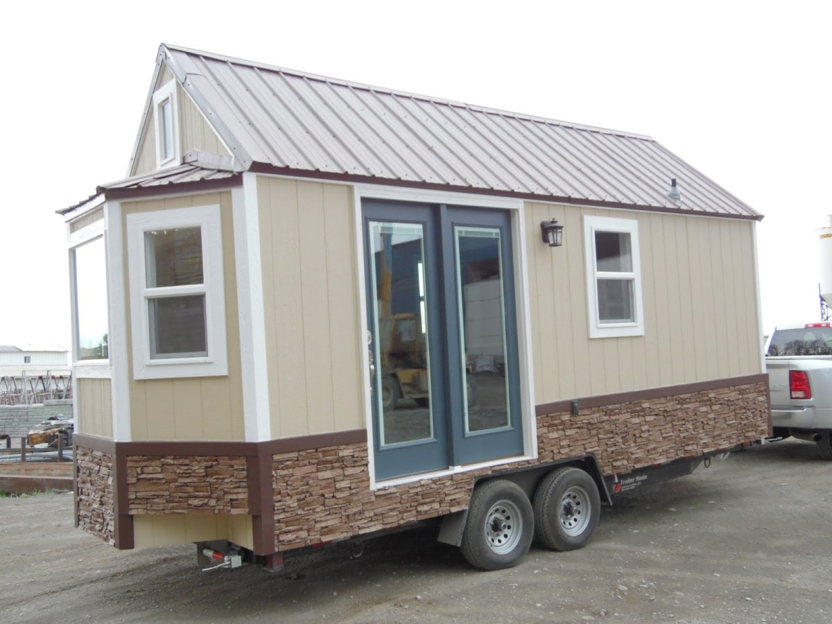 The Crosswinds Tiny House On Wheels