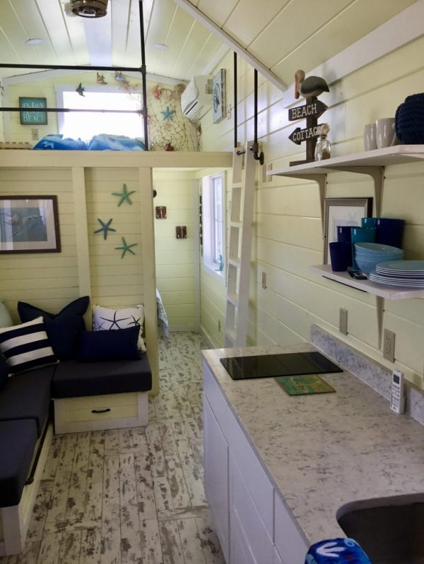 The Dolphin Tiny House at Matlacha Tiny Village 002