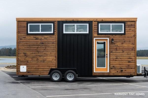 The Fernweh Tiny House by Harmony Tiny Homes 001