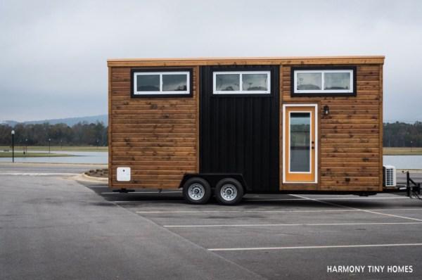 The Fernweh Tiny House by Harmony Tiny Homes 0023
