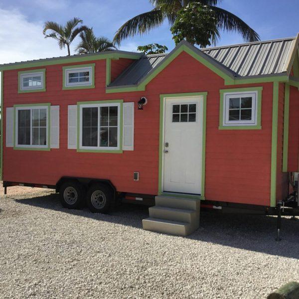 The Flamengo Tiny House at Matlacha Tiny Village 001