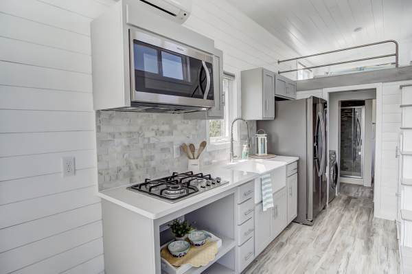 The Fox 28ft Tiny House by Modern Tiny Living 003