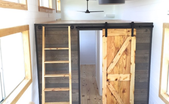 Top 10 Tiny Houses On Wheels With Downstairs Bedrooms