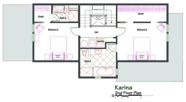 The Karina Cottage by Karen DeLucas 008