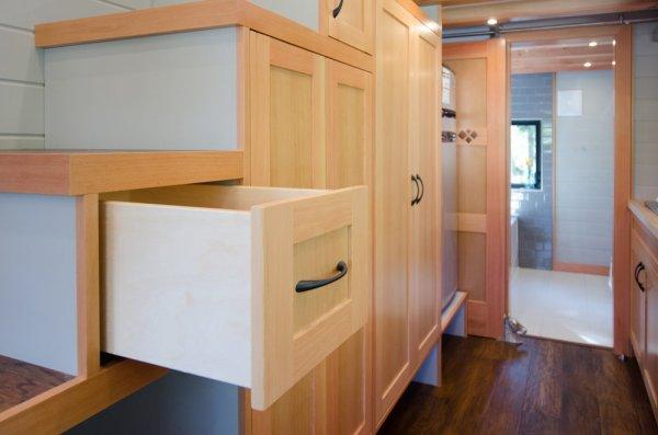 The Kestrel 24 Tiny Home by Rewild Homes