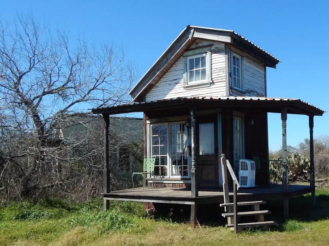 The Kidd Tiny Texas House