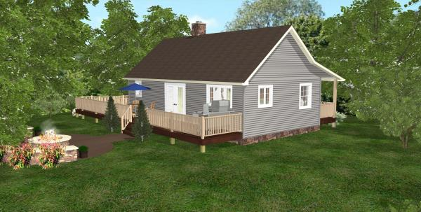 The Legend - A Wheelchair Accessible Tiny House