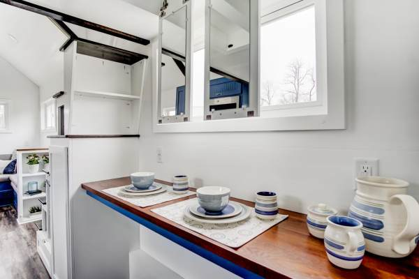 The Lodge Tiny House by Modern Tiny Living 0013