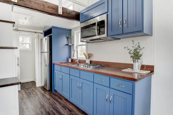 The Lodge Tiny House by Modern Tiny Living 005