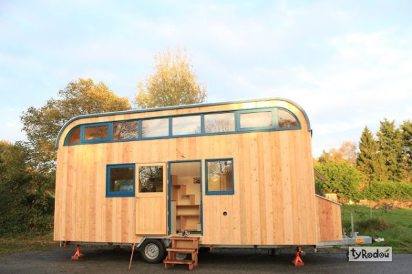 The London Tiny House by Ty Rodou